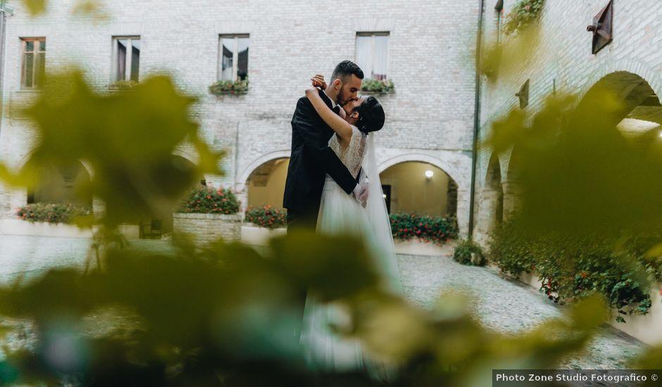 Il matrimonio di Matteo e Valentina a Città Sant'Angelo, Pescara