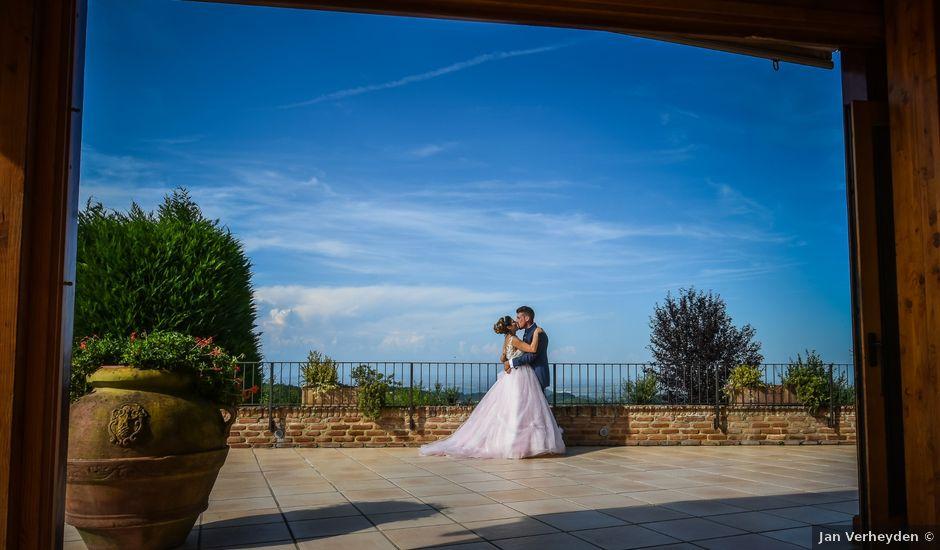 Il matrimonio di Valerico e Mary a Cocconato, Asti