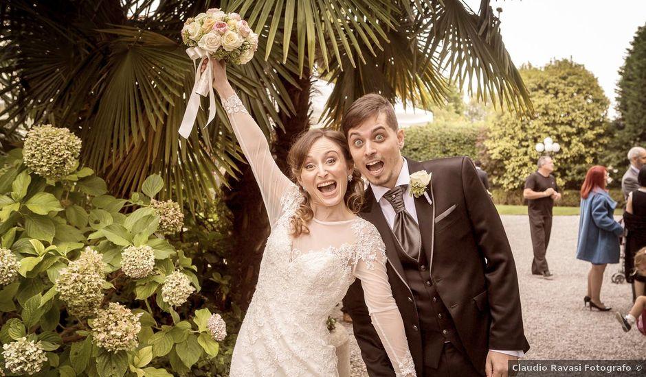 Il matrimonio di Roberto e Dea a Lesmo, Monza e Brianza
