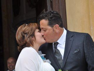 Le nozze di Samantha e Daniele 1