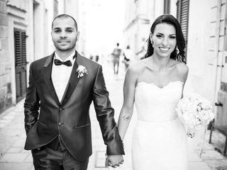 Le nozze di Fabio e Denise
