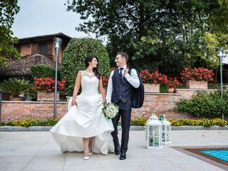 Le nozze di Claudia e Omar
