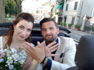 Le nozze di Arianna e Ardian