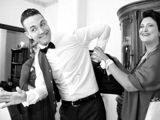 Le nozze di Fabio e Marivy 1