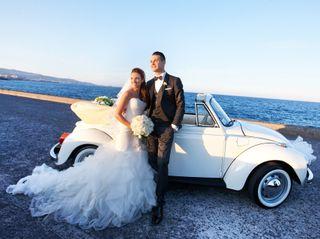 Le nozze di Fabio e Marivy