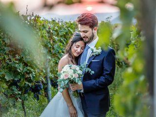 Le nozze di Amedeo e Mariagrazia