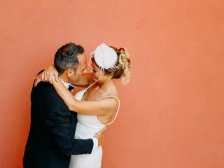 Le nozze di Rossella e Agostino