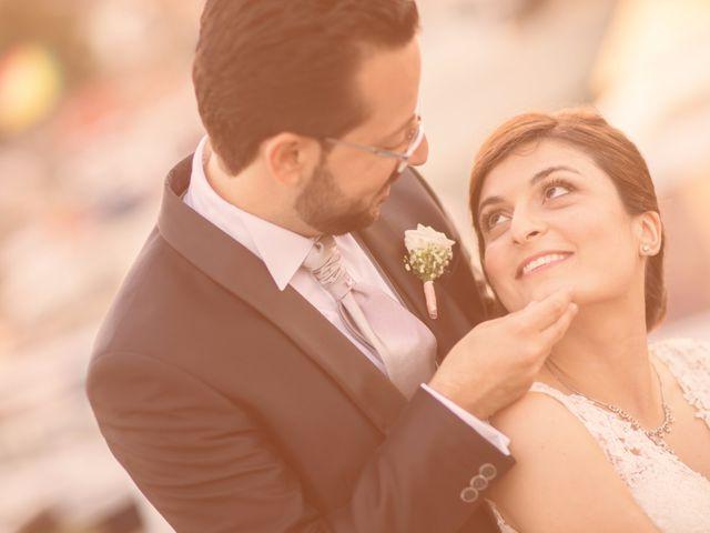 Le nozze di Chiara e Davide
