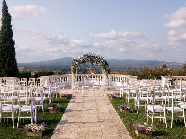Il matrimonio di Stefano e Valentina a Bassano Romano, Viterbo 1