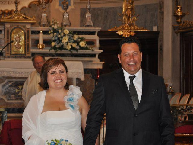 Le nozze di Samantha e Daniele