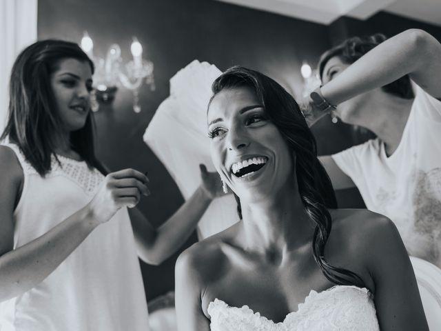 Il matrimonio di Denise e Fabio a Castro, Lecce 8