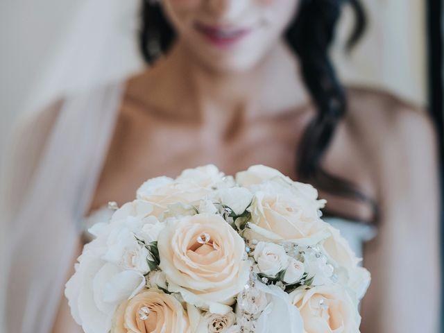 Il matrimonio di Denise e Fabio a Castro, Lecce 9