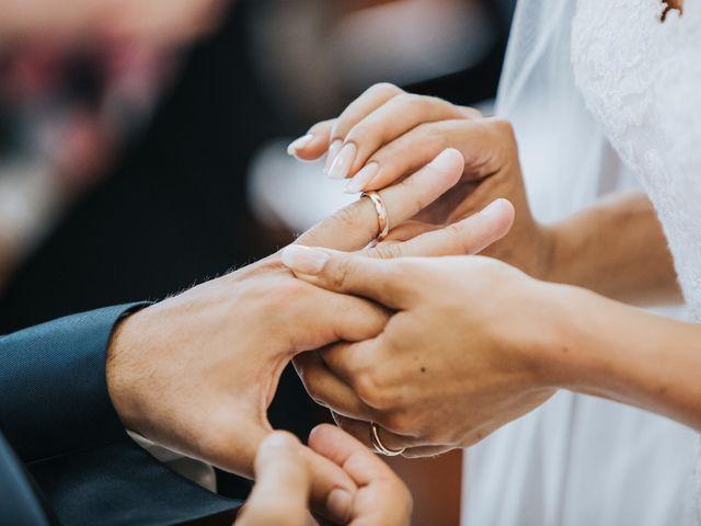 Il matrimonio di Denise e Fabio a Castro, Lecce 15