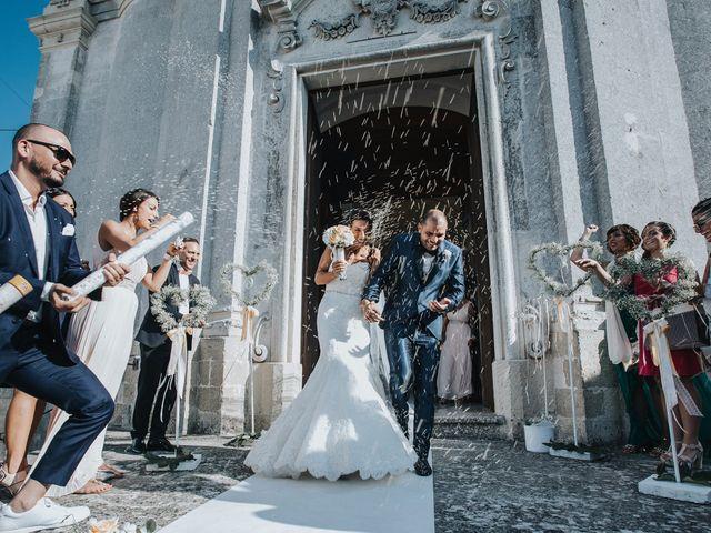 Il matrimonio di Denise e Fabio a Castro, Lecce 17
