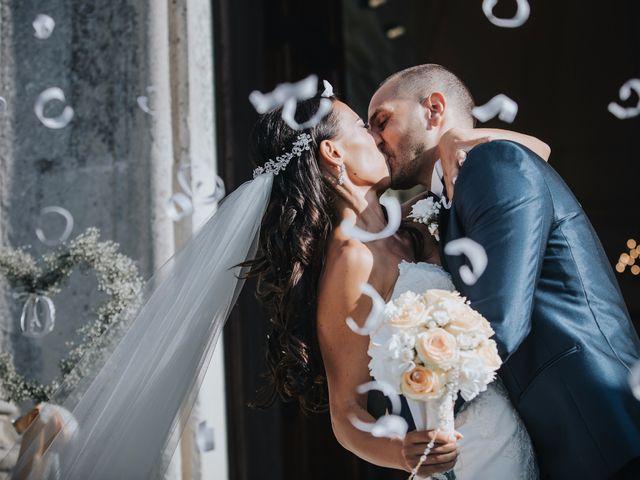 Il matrimonio di Denise e Fabio a Castro, Lecce 18