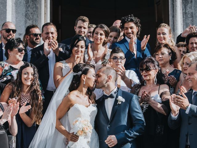 Il matrimonio di Denise e Fabio a Castro, Lecce 20