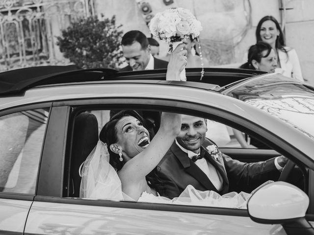 Il matrimonio di Denise e Fabio a Castro, Lecce 23