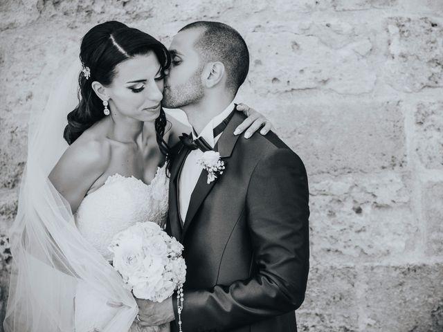 Il matrimonio di Denise e Fabio a Castro, Lecce 24