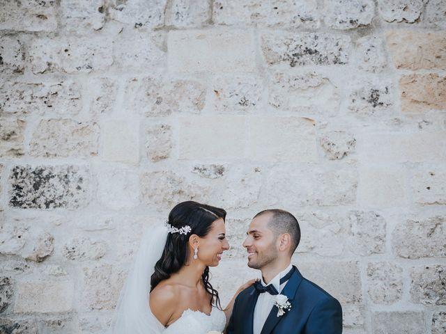 Il matrimonio di Denise e Fabio a Castro, Lecce 25