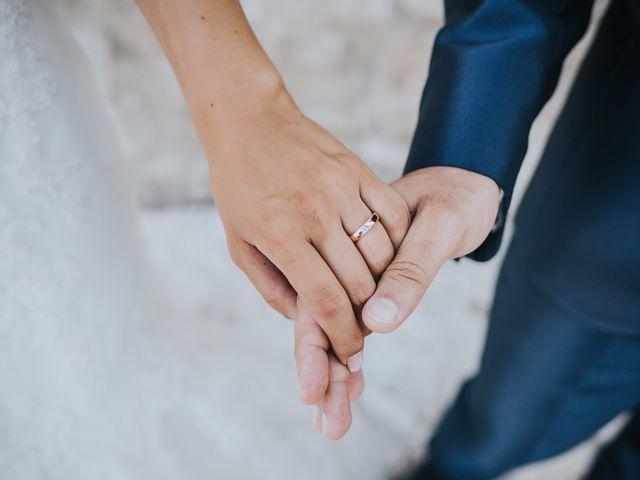 Il matrimonio di Denise e Fabio a Castro, Lecce 26