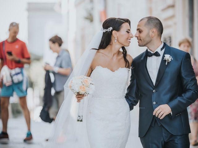 Il matrimonio di Denise e Fabio a Castro, Lecce 27