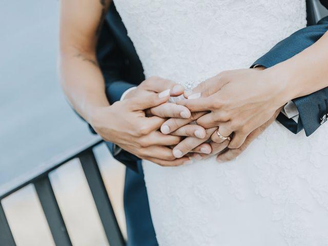 Il matrimonio di Denise e Fabio a Castro, Lecce 29