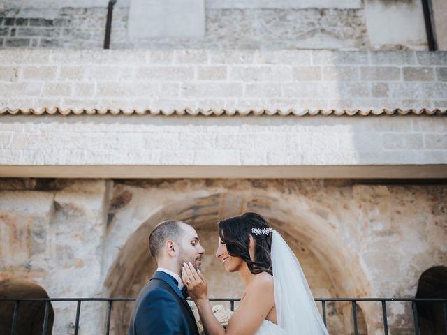 Il matrimonio di Denise e Fabio a Castro, Lecce 31