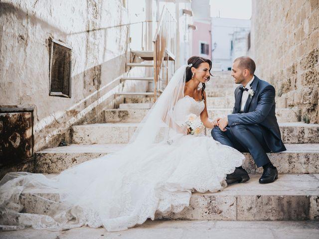 Il matrimonio di Denise e Fabio a Castro, Lecce 32