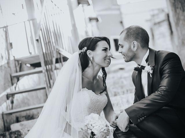 Il matrimonio di Denise e Fabio a Castro, Lecce 33