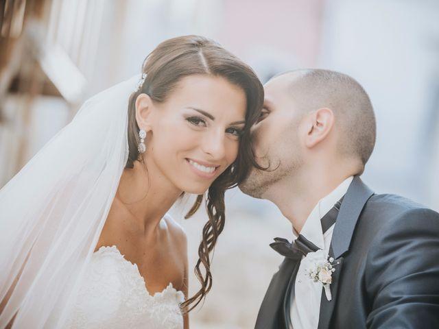 Il matrimonio di Denise e Fabio a Castro, Lecce 34