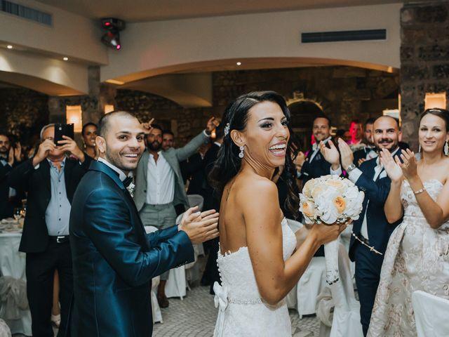 Il matrimonio di Denise e Fabio a Castro, Lecce 37