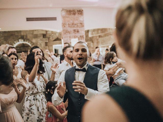 Il matrimonio di Denise e Fabio a Castro, Lecce 39