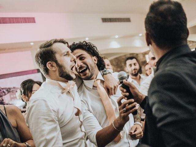 Il matrimonio di Denise e Fabio a Castro, Lecce 40