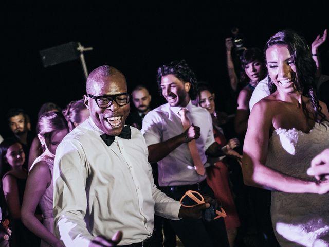 Il matrimonio di Denise e Fabio a Castro, Lecce 41