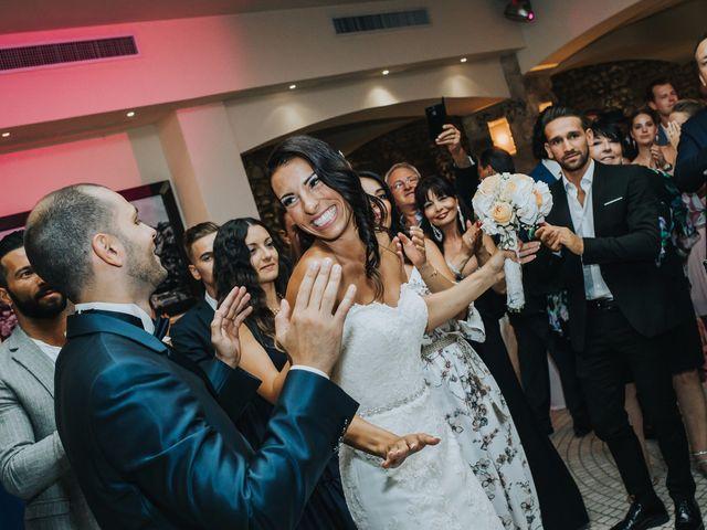 Il matrimonio di Denise e Fabio a Castro, Lecce 42