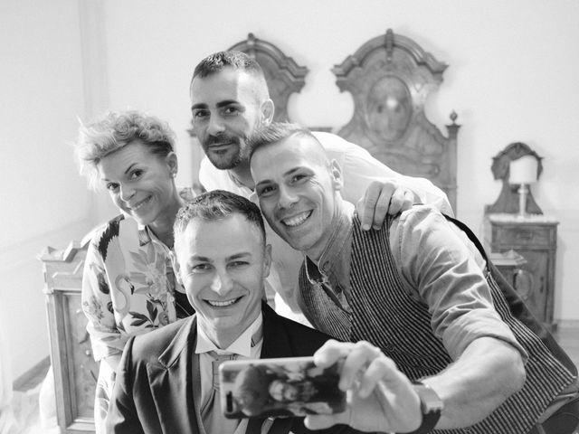 Il matrimonio di Roberto e Gloria a Porto Mantovano, Mantova 12
