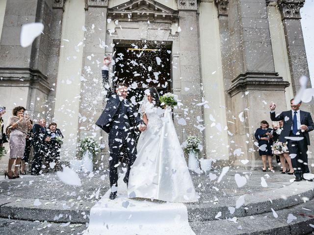 Il matrimonio di Omar e Claudia a Fara Gera d'Adda, Bergamo 1