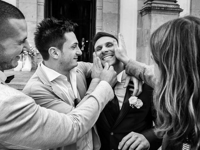 Il matrimonio di Omar e Claudia a Fara Gera d'Adda, Bergamo 3