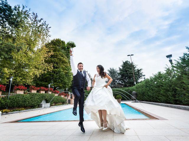 Il matrimonio di Omar e Claudia a Fara Gera d'Adda, Bergamo 6