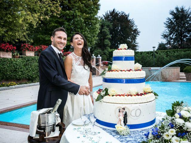 Il matrimonio di Omar e Claudia a Fara Gera d'Adda, Bergamo 8