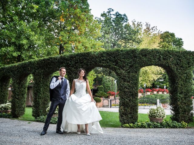 Il matrimonio di Omar e Claudia a Fara Gera d'Adda, Bergamo 9