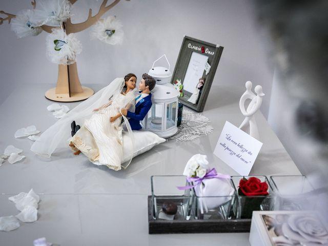 Il matrimonio di Omar e Claudia a Fara Gera d'Adda, Bergamo 11