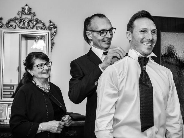 Il matrimonio di Omar e Claudia a Fara Gera d'Adda, Bergamo 13