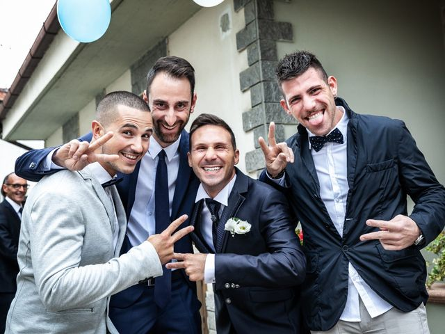 Il matrimonio di Omar e Claudia a Fara Gera d'Adda, Bergamo 20
