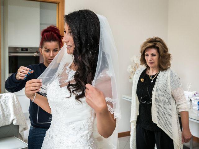 Il matrimonio di Omar e Claudia a Fara Gera d'Adda, Bergamo 21