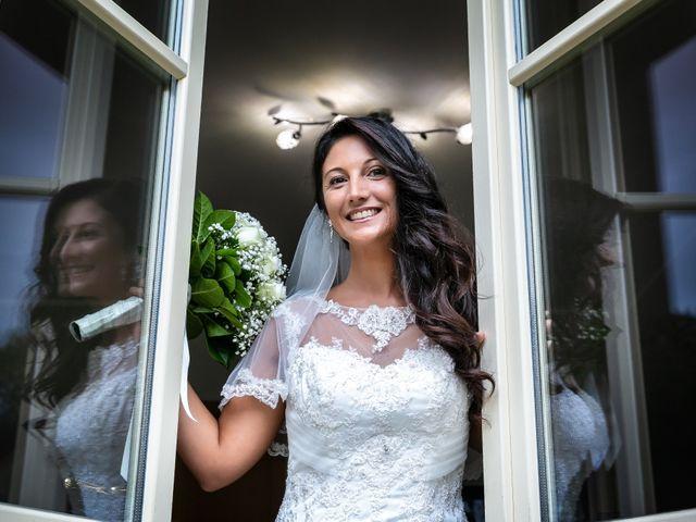 Il matrimonio di Omar e Claudia a Fara Gera d'Adda, Bergamo 22