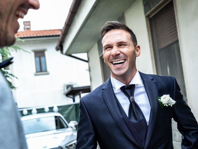 Il matrimonio di Omar e Claudia a Fara Gera d'Adda, Bergamo 23