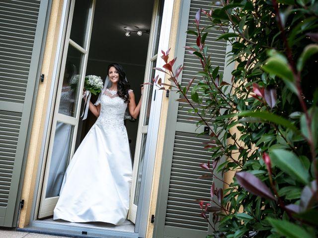 Il matrimonio di Omar e Claudia a Fara Gera d'Adda, Bergamo 24