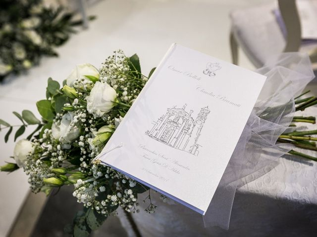 Il matrimonio di Omar e Claudia a Fara Gera d'Adda, Bergamo 25