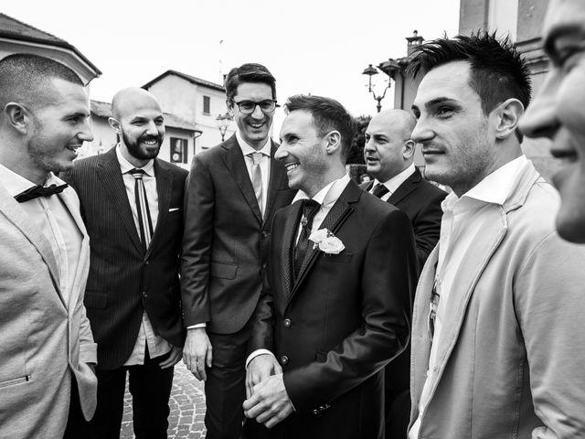 Il matrimonio di Omar e Claudia a Fara Gera d'Adda, Bergamo 30